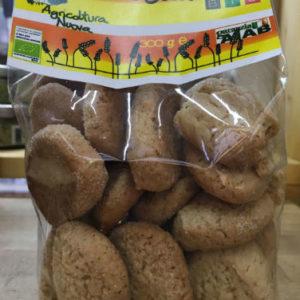 biscotti senza latte e uova bio