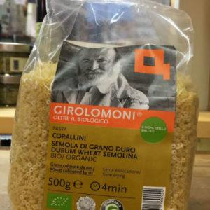 Corallini Girolomoni bio