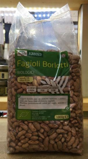 fagioli borlotti agribosco bio