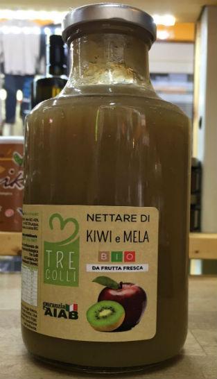 nettare di kiwi e mela