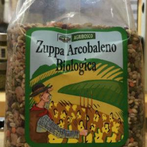 zuppa arcobaleno agribosco bio